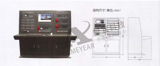 火灾报警控制器(立柜式/琴台式联动型)-泛海三江电子